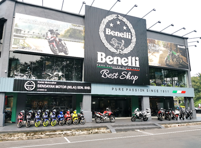 The First Benelli Best-Shop, Sendayan Motor (Nilai) Sdn Bhd